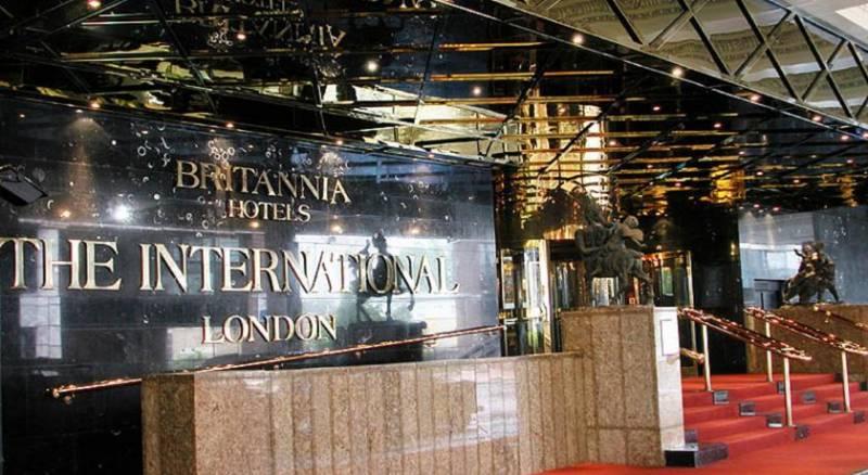 Britannia International Hotel Canary Wharf