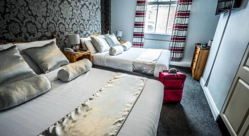 The Kildare Street Hotel