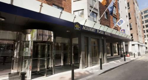 Best Western Plus Academy Plaza Hotel