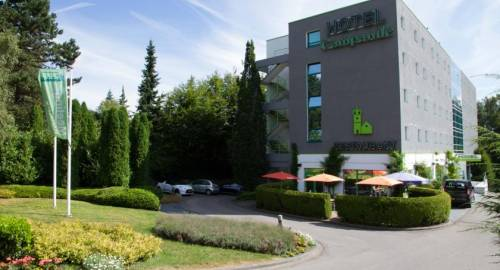 Campanile Hotel Luxembourg Aéroport
