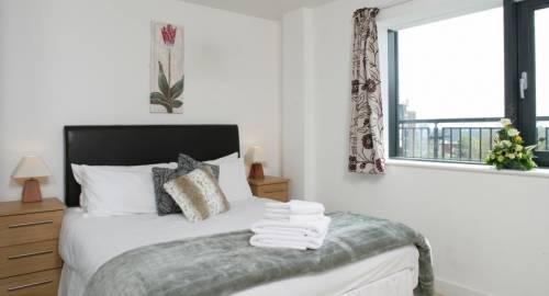 Comfort Zone Parkside Apartment Hotel Birmingham