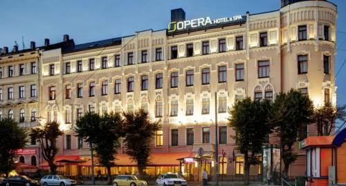 Opera Hotel & Spa