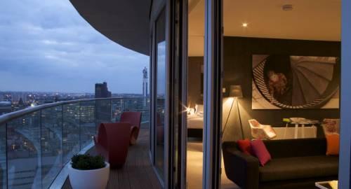 Staying Cool At Rotunda, Birmingham - Serviced Apartments