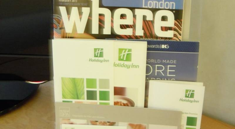 Holiday Inn London Kings Cross / Bloomsbury
