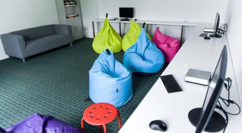 Patchwork Design Hostel
