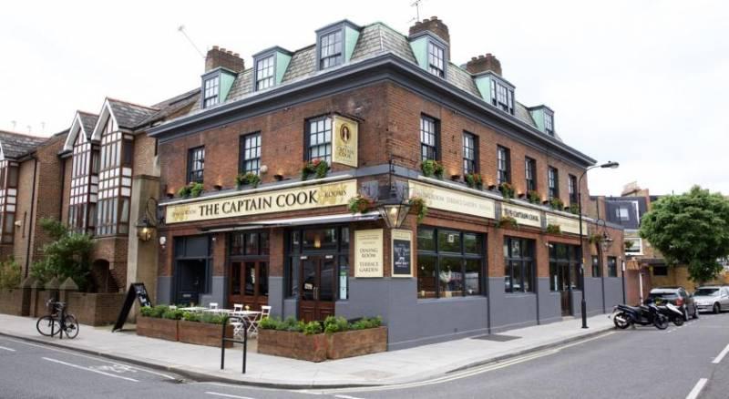 The Captain Cook Inn