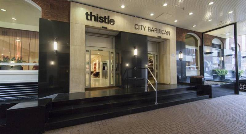 Thistle City Barbican