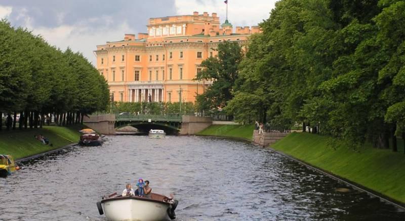 Grand Hotel Petrogradsky