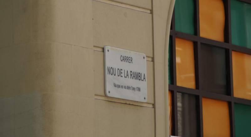 Hostal MiMi Las Ramblas