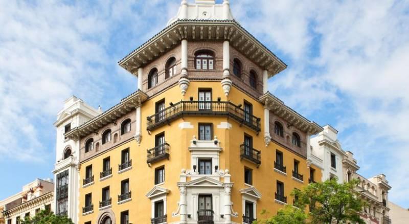 NH Madrid Alonso Martinez