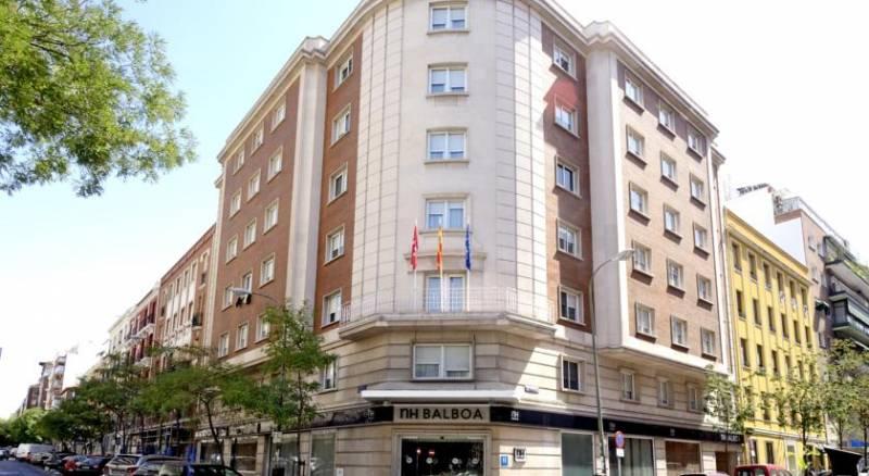 NH Madrid Balboa