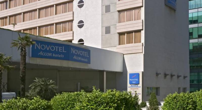 Novotel Campo De Las Naciones