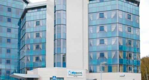 SkyPoint Hotel Sheremetyevo Airport