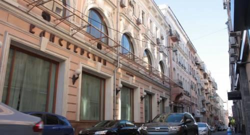 Tverskaya Loft Hotel
