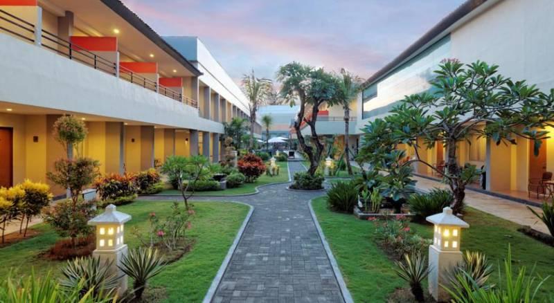 Kuta Station Hotel and Spa