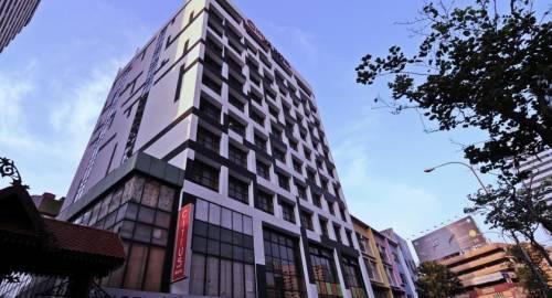 Citrus Hotel Johor Bahru by Compass Hospitality