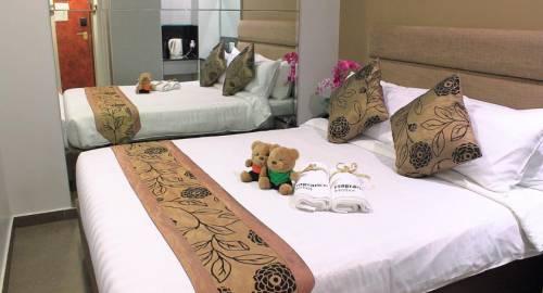 Fragrance Hotel - Bugis