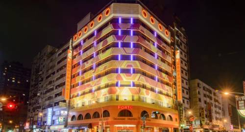 Orange Hotel - Liouhe, Kaohsiung