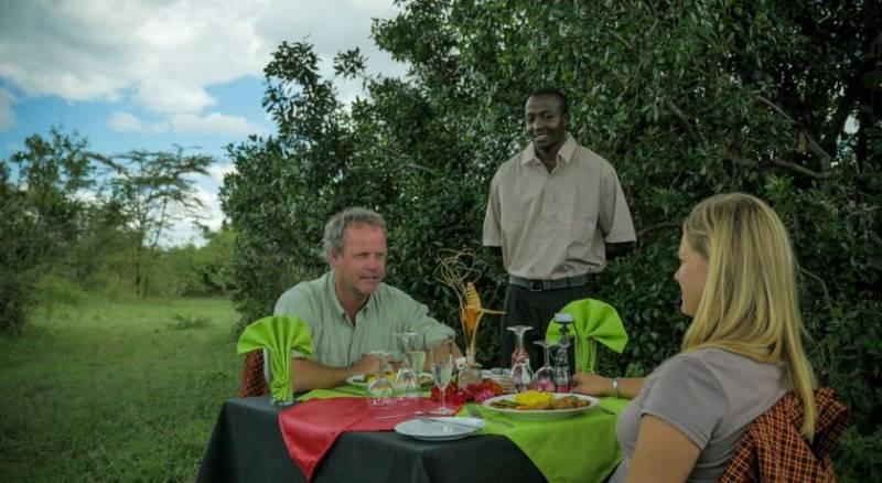 Mara Eden Safari Camp