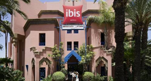 Ibis Marrakech Centre Gare