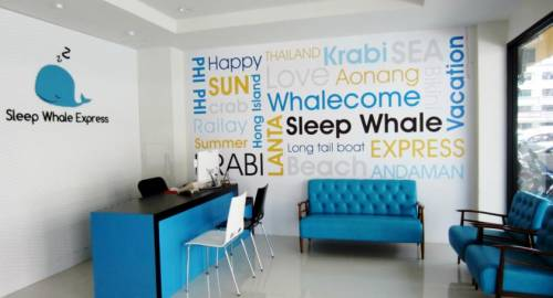 Sleep Whale Express