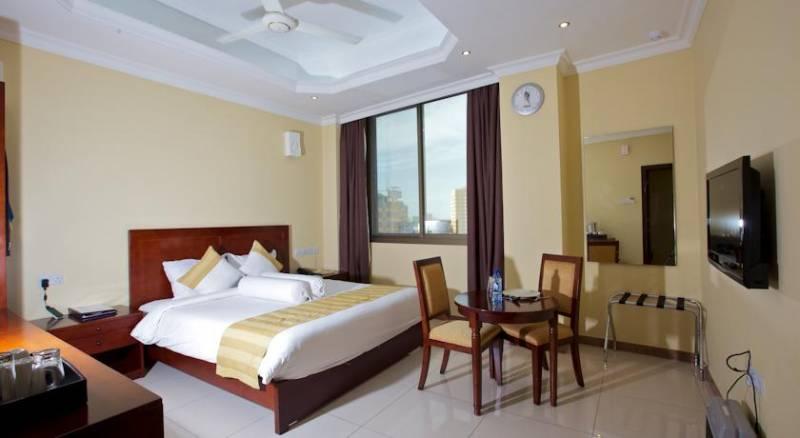 Tanzanite Executive Suites