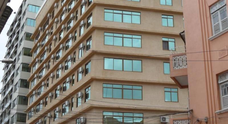 Tiffany Diamond Hotel
