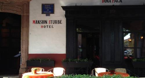 Hotel Mansion Iturbe