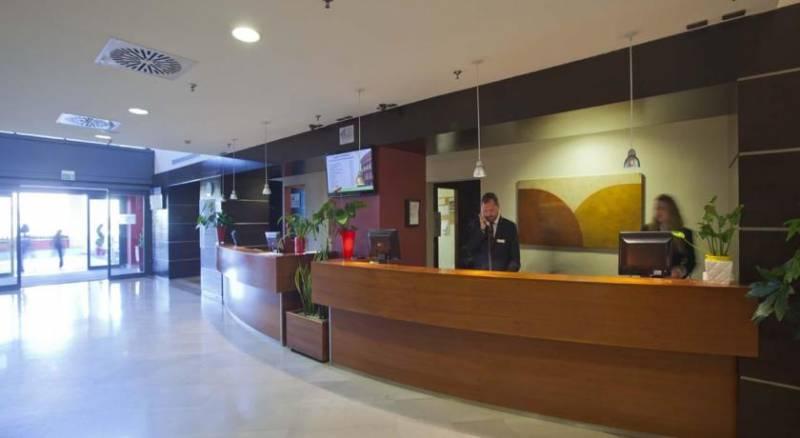 Leonardo Da Vinci Rome Airport Hotel
