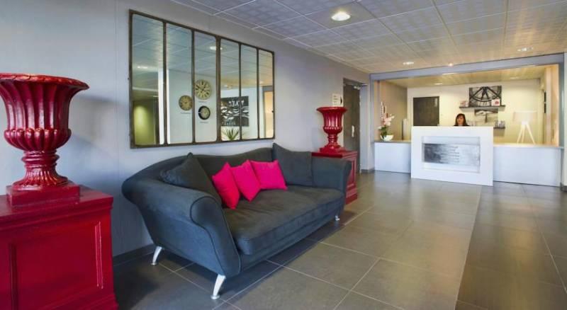 Teneo Apparthotel Bordeaux Merignac Aeroport