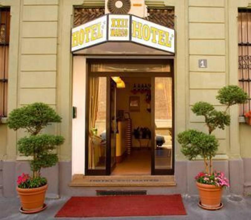 Hotel XXII Marzo