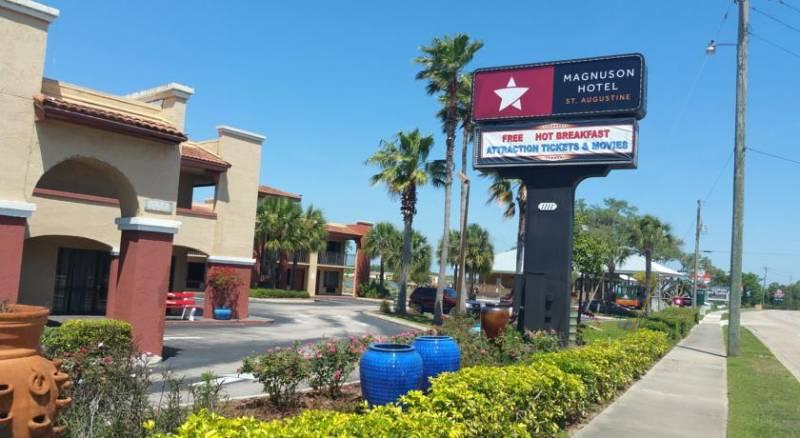 Magnuson Hotel Historic St. Augustine