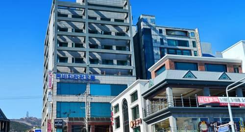 Dawn Beach Hotel Busan