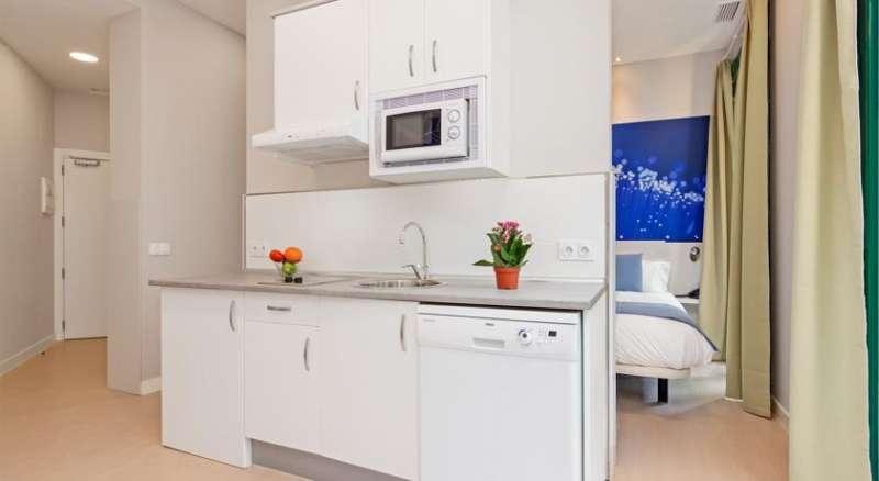 Apartamentos Blume Cruz