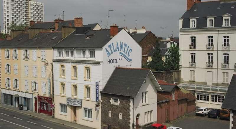 Atlantic Hotel Rennes Centre Gare