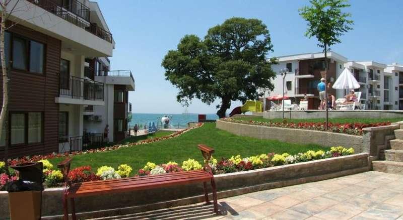 Messambria Fort Noks Beach Apartments