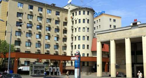 Business Hotel Spektr
