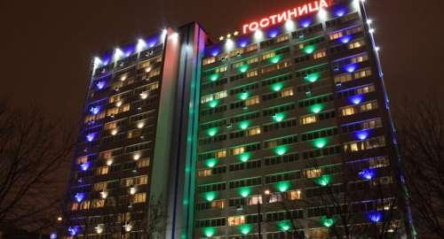 MosUz Centre Hotel