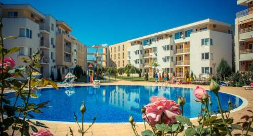 Nessebar Fort Club Apartments