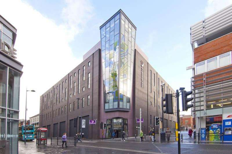 Premier Inn Liverpool City (Liverpool One)