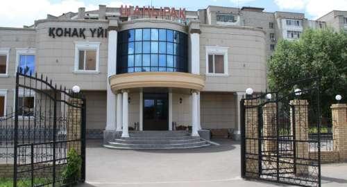 Shanyrak on Abaya
