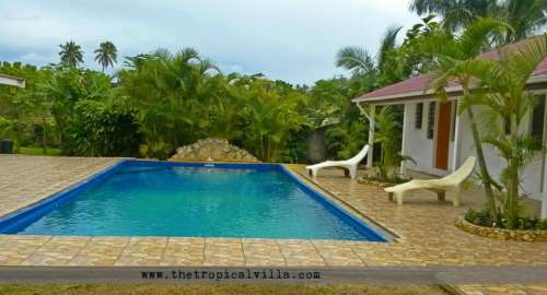 The Tropical Villa
